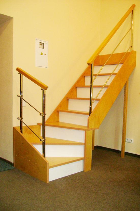 Лестница ступени своими руками